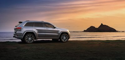 The Jeep Grand Cherokee is said to be the most-awarded SUV ever.