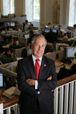 Billionaire Michael Bloomberg wants to impose