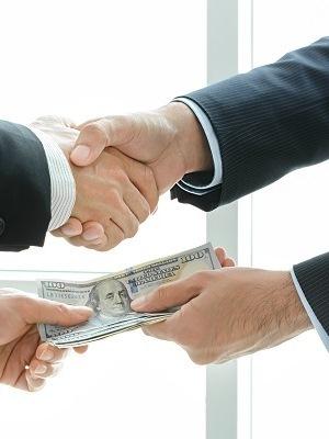 Medium bribe