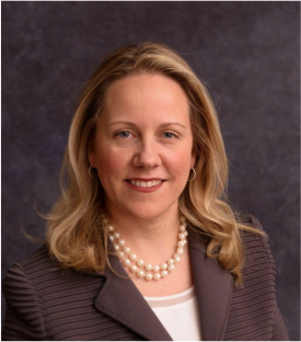 Newly appointed District 47 House representative Deanne Mazzochi
