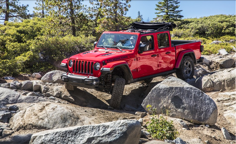 The all-new 2020 Jeep Gladiator earned a spot on Car and Driver's combined 10 Best Cars and Trucks list in its first year of availability.