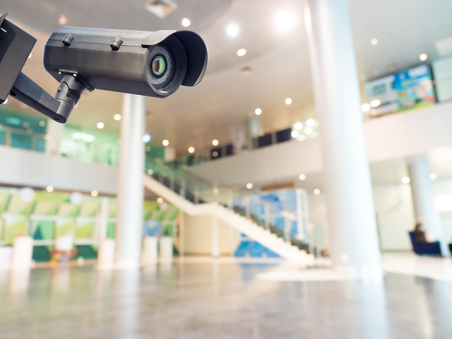 Fifteen new security cameras have been installed at the school.