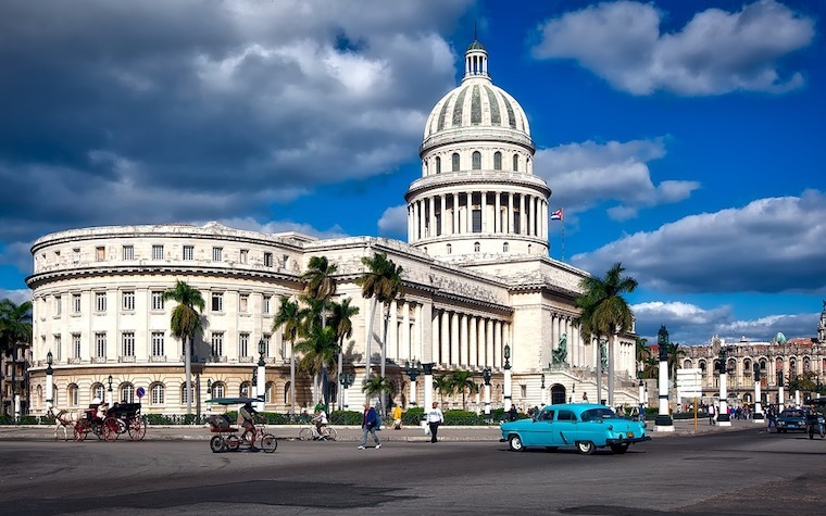 Boise State University professor travels to Havana for summit