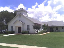 Sutherland Springs Baptist Church