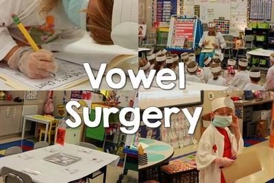 Medium vowelsurgery