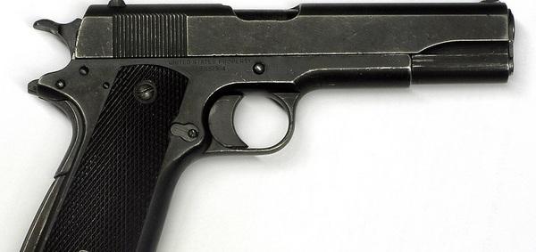 Large gun