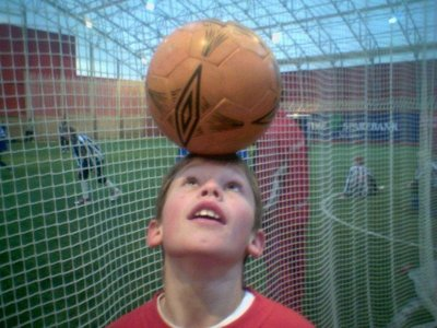 Medium ball balance